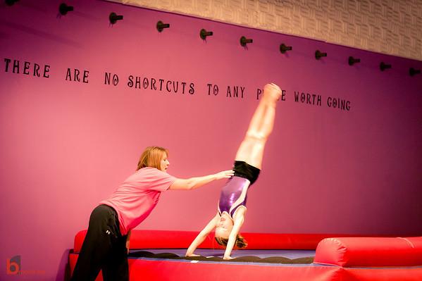 one chance gymnastics - 110011