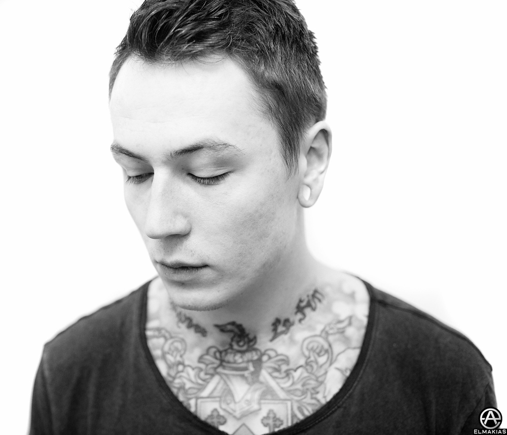 James Cassells of Asking Alexandria