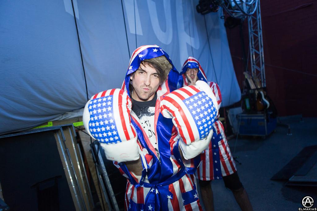 Alex the American