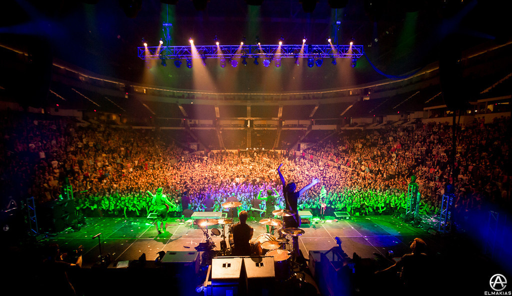 All Time Low - Spring Fever Tour