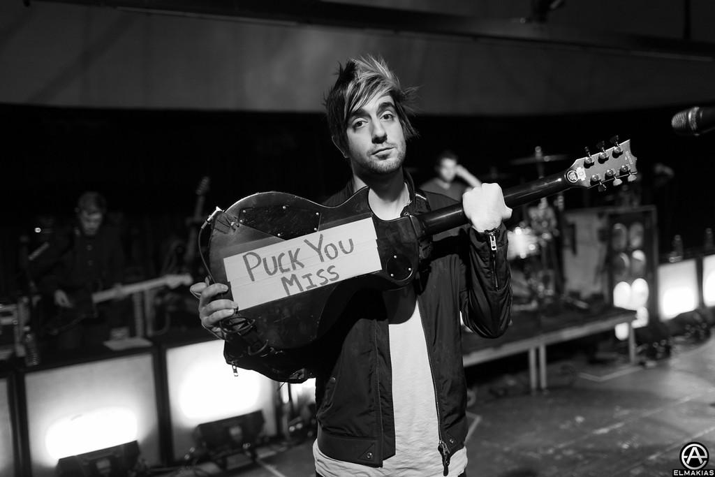 Jack Barakat of All Time Low