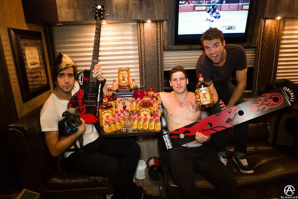All Time Low needs more Fireball
