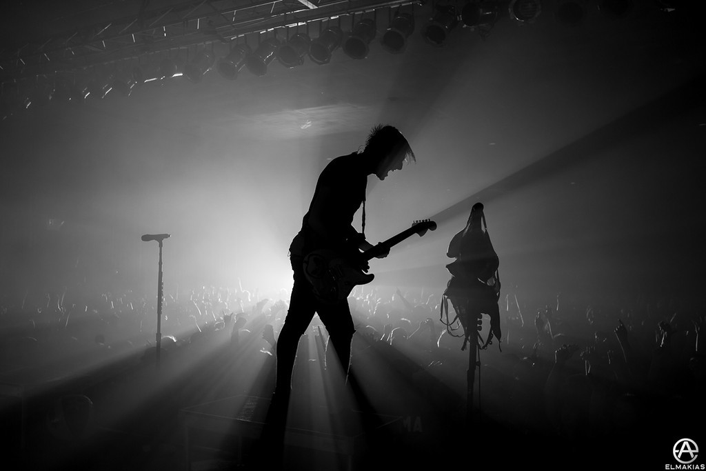 Jack Barakat of All Time Low - Spring Fever Tour