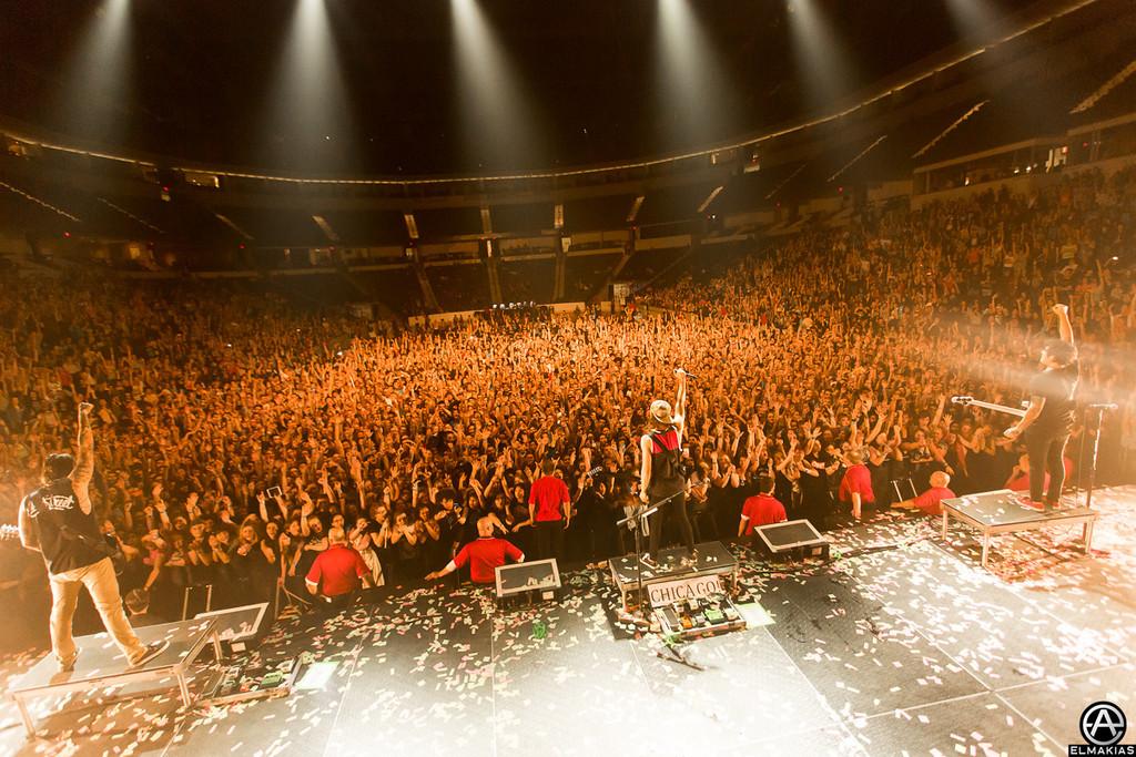 Pierce The Veil - Spring Fever Tour