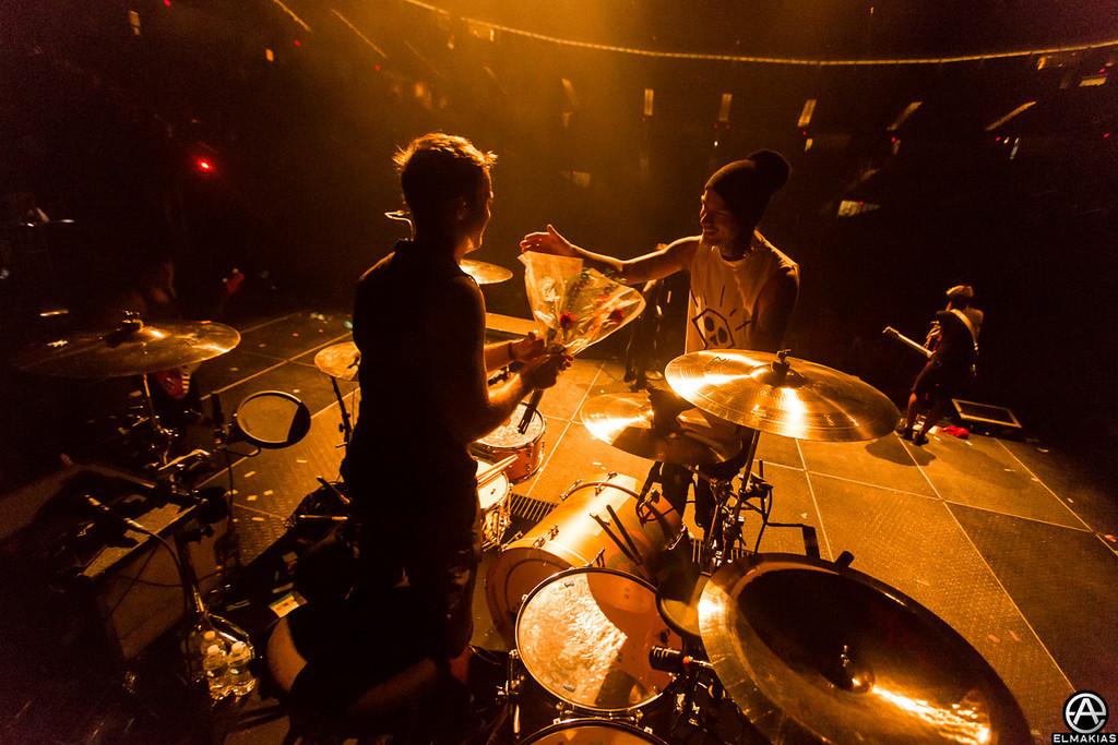 Drummer love