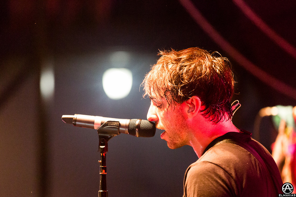 Alex Gaskarth of All Time Low