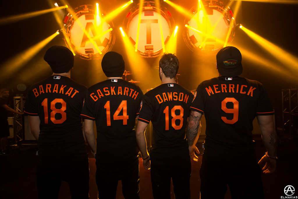 Team All Time Low - Spring Fever Tour