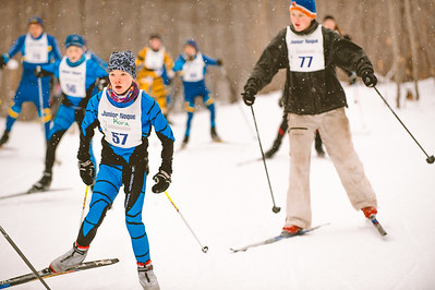 Ski Tigers - Noque & Telemark 012216 170106