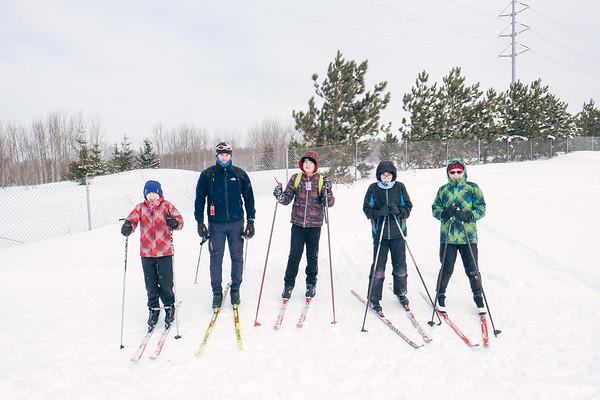 ski tigers - group & candids 2018