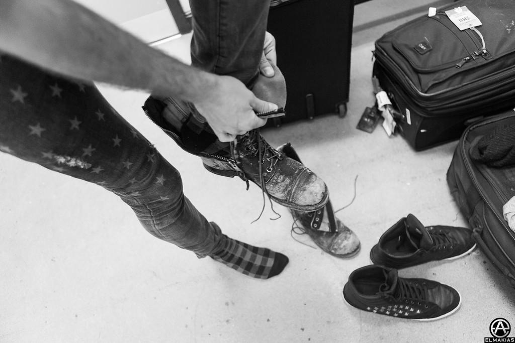 Shoe swap