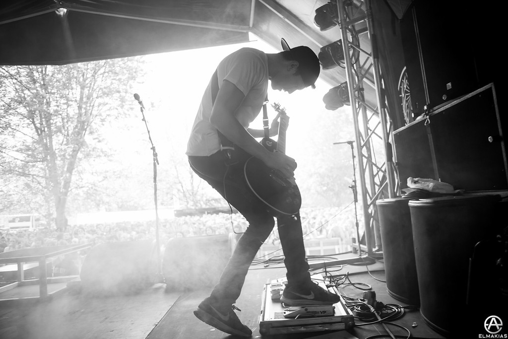 Slam Dunk Festival - Photo by Adam Elmakias