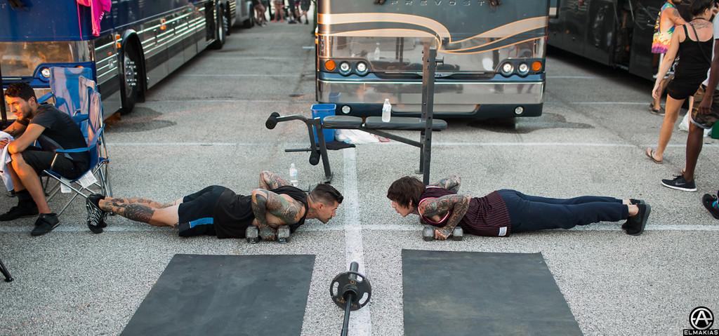 Warped CrossFit