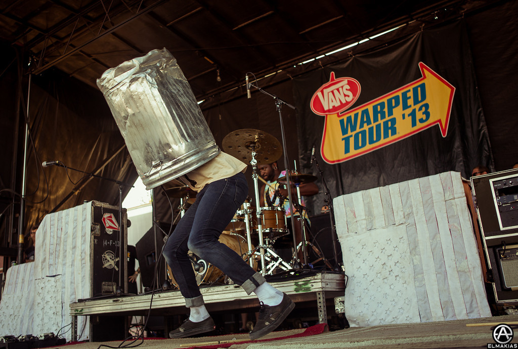 Jason Butler of letlive.