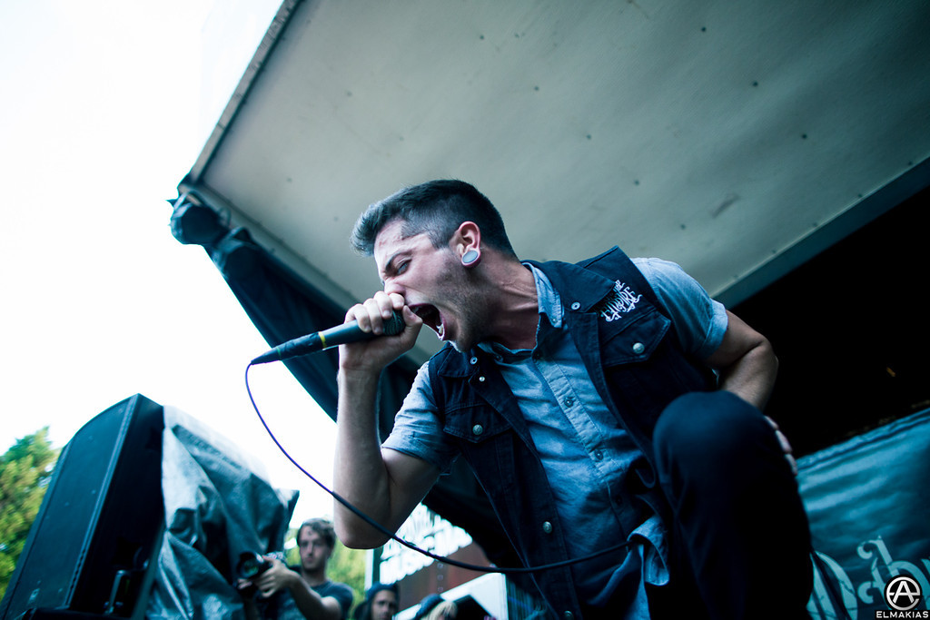 David Escamilla of Crown The Empire