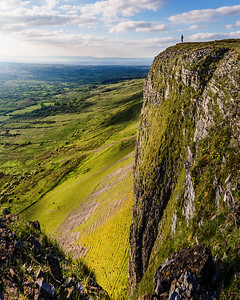 No Waves day - Climbing the Dartry Mountains with Shambles