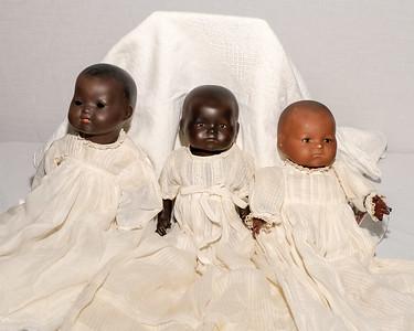 Pasteur Dolls