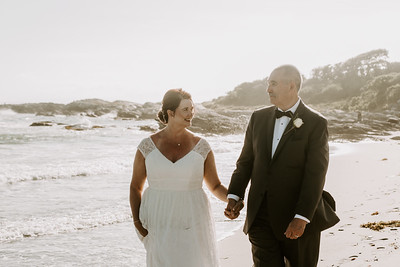 Allison and Kenneth (Elopement)