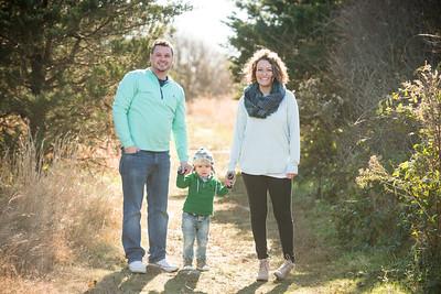 Amanda, Christian, and Cameron (Family)