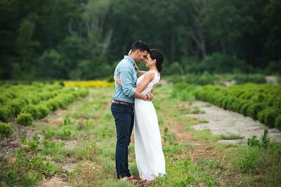 Amanda and Aref (Engagement)