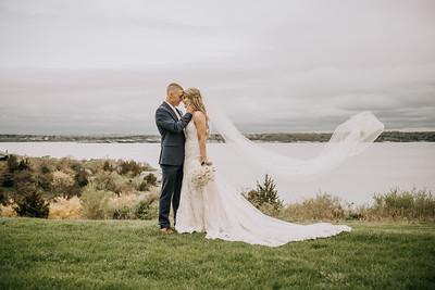 Ashley and Wes (Wedding)