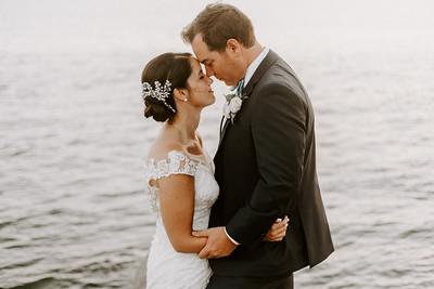 Bridget and James (Wedding)