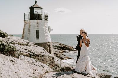Connie and Ryan (Wedding)