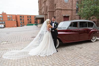 Elena and Hunter (Wedding)