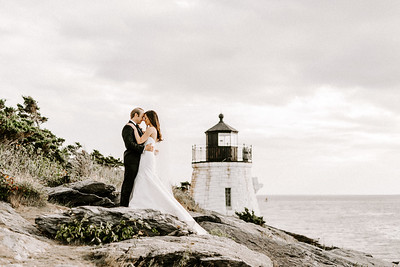 Elizabeth and Patrick (Wedding)