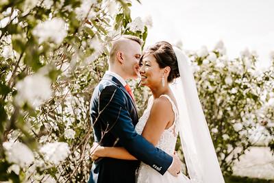 Gena and Ricky (Wedding)
