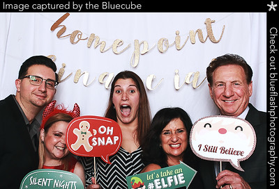 Home Point Financial Holiday Party (Bluecube)