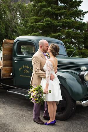 Janie and Robert (Wedding)