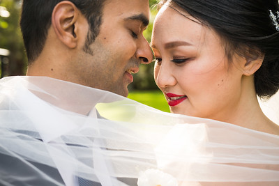 Jie and Abhishek (Wedding)