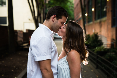 Kara and Tim (Engagement)