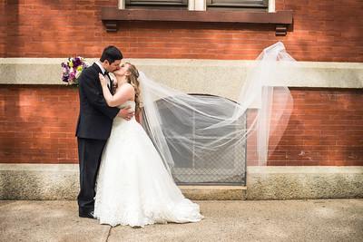 Katie and Chris (Wedding)