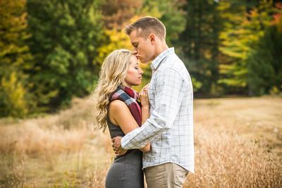 Kelly and John (Engagement)