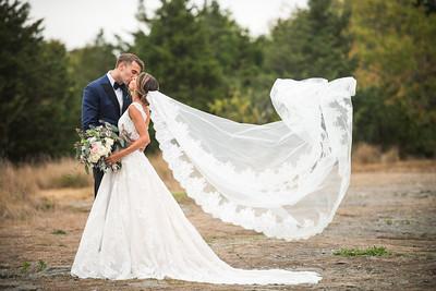 Meg and Vic (Wedding)