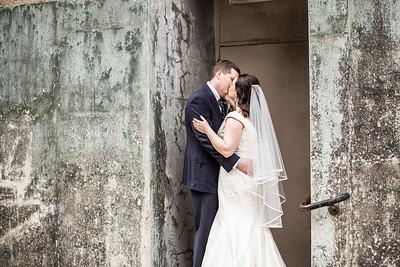 Megan D and Matt (Wedding)