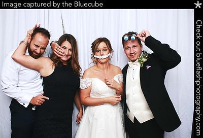 Megan and Gregg (Bluecube)