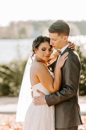 Olga and Caleb (Wedding)