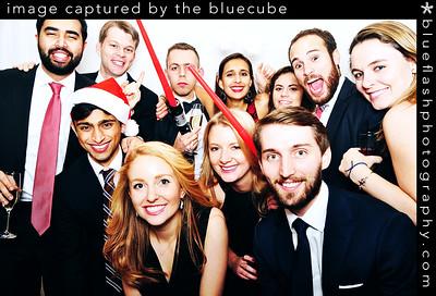 Oliver Wyman 2016 Holiday Party (Bluecube)