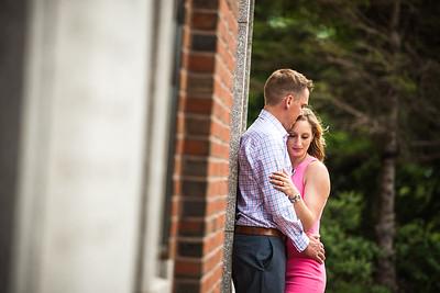 Pamela and Larry (Engagement)