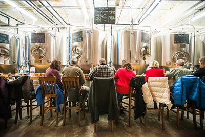 RI Monthly - Bucket Brewery Event