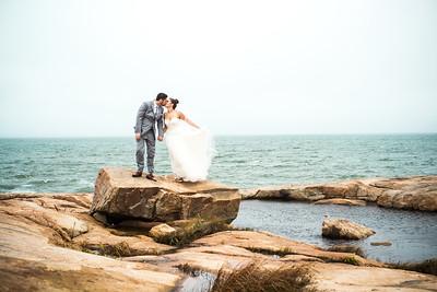 Samantha and Brian (Wedding)