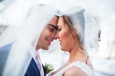 Stephanie and Alex (Wedding)