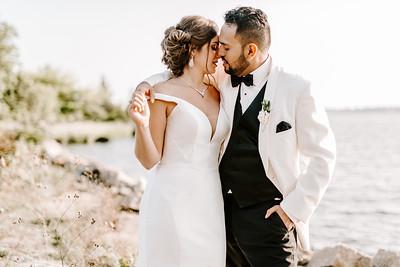 Victoria and Chris (Wedding)