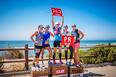 2017 Clif Bar Mountains 2 Beach Marathon & Half