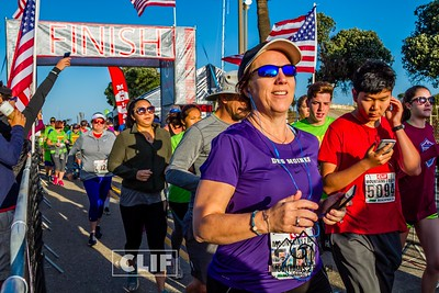 2018 Clif Bar Mountains to Beach Marathon & Half