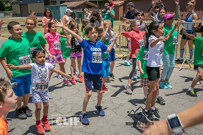 M2B 2018 - Saturday's 1K Children's Race