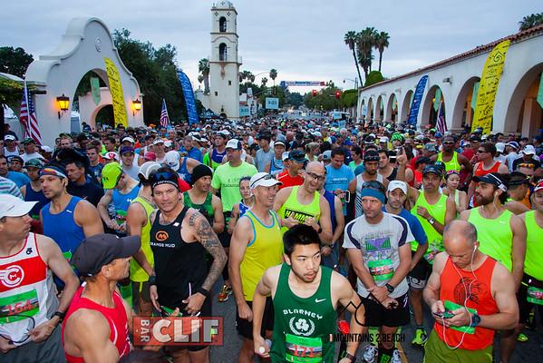 M2B - Full Marathon: Start & Bike Path