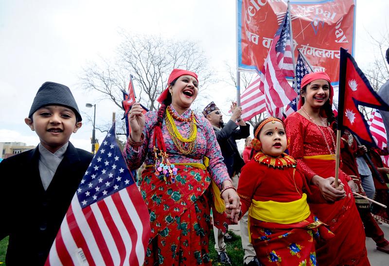 Nepal New Year Celebration